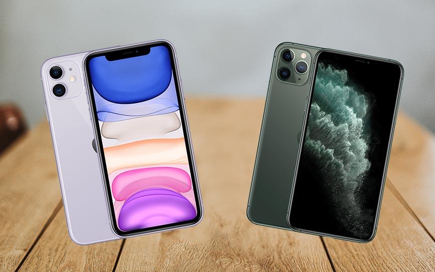 Unterschied Iphone 11 Und 11 Pro