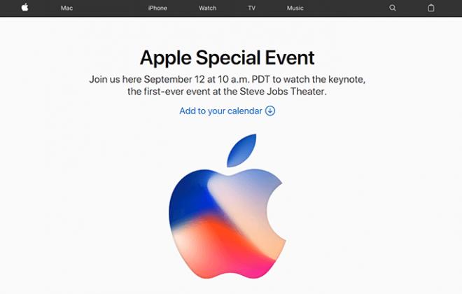 Apple Livestream
