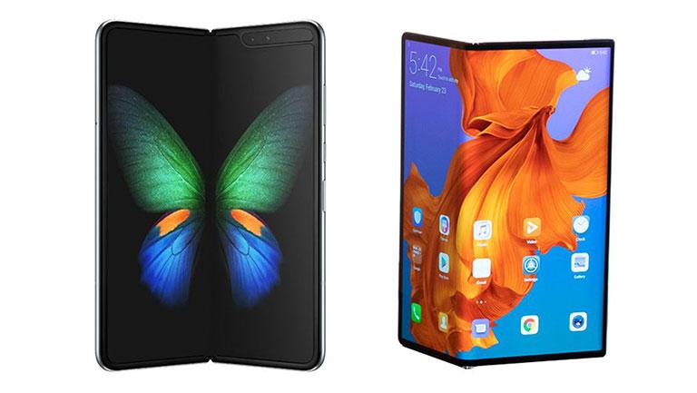 Fold Smartphones im Vergleich