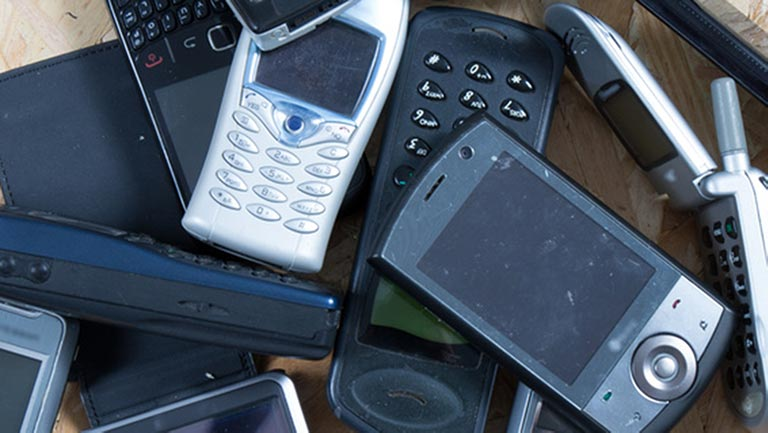 Handy verkaufen