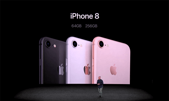 iPhone 8 Keynote
