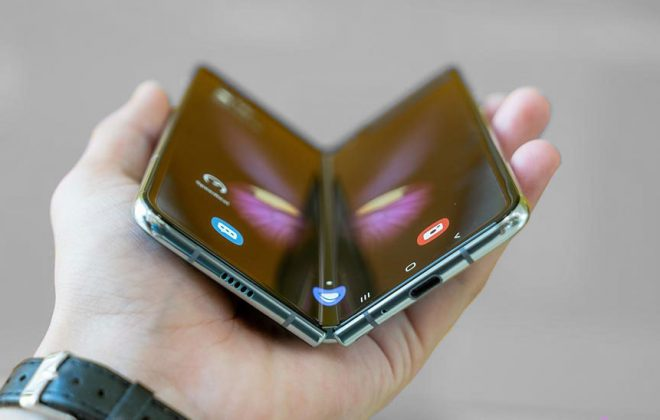 Mika Baumeister Galaxy Fold