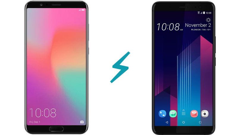 HTC vs. Honor