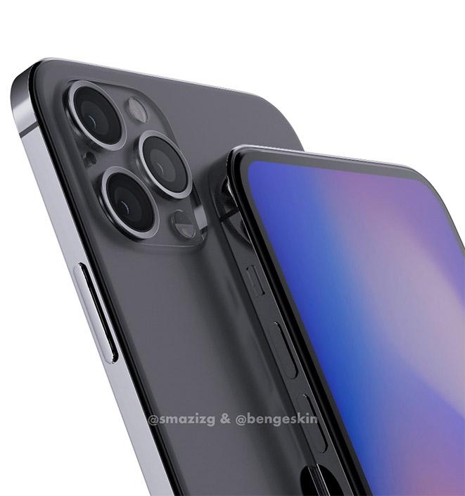 iPhone 12 - mögliches Kamera Setup