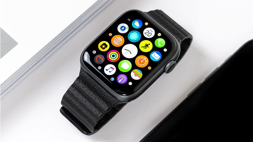 Apple Watch Tastatur Daniel Korpai