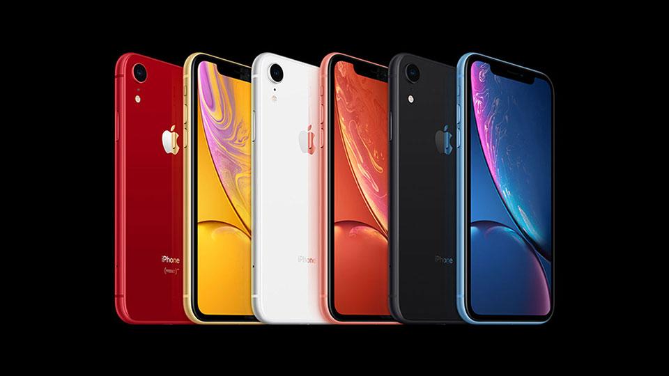 iPhone XR meistverkauft