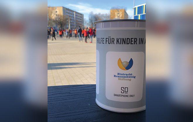 Stiftungsspiel Eintracht Braunschweig