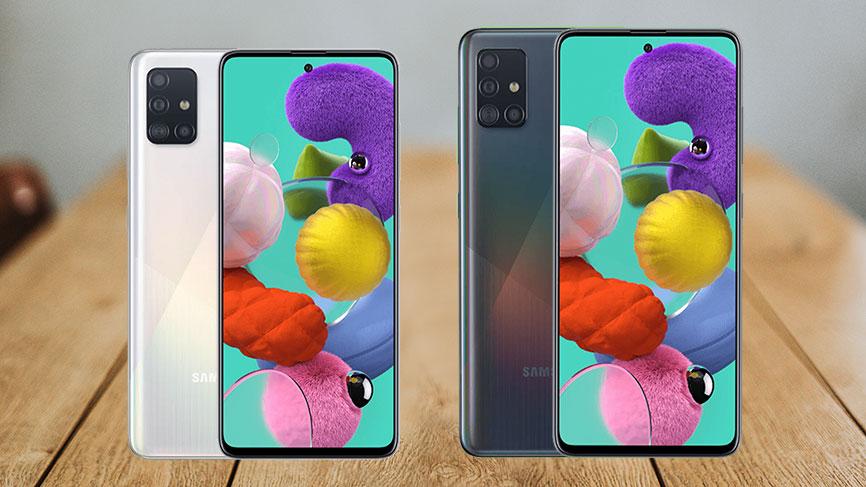 Galaxy A51 vs Galaxy A71 Vergleich