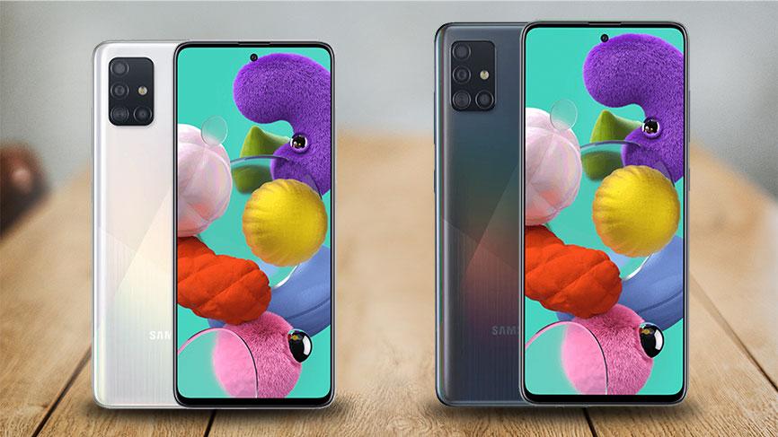 Galaxy A51 vs. Galaxy A71