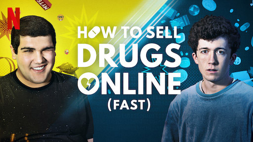 How to Sell Drugs online (fast) - Netflix-Serie für Corona-Quarantäne