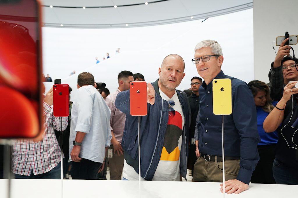 iPhone ohne Notch? | Quelle: Apple