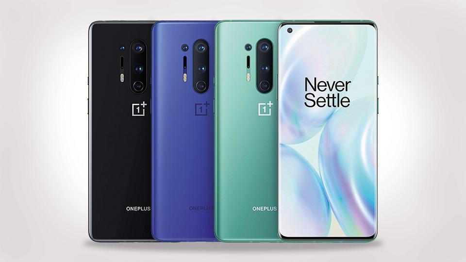 OnePlus 8 Pro Farbübersicht