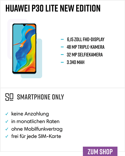 Huawei P30 Lite NEW EDITION