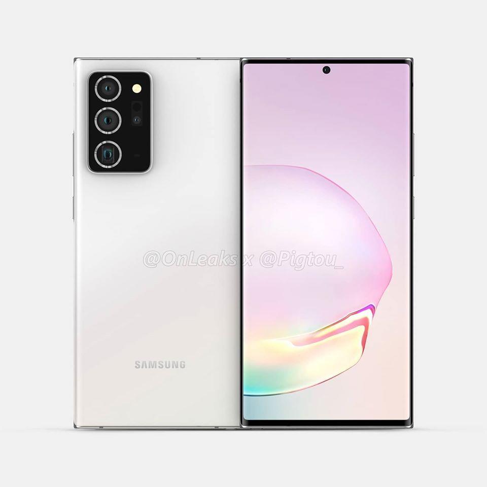 Samsung Galaxy Note 20 (Plus)