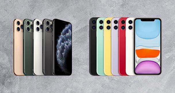 Apple iPhones 11 und iPhone 11 Pro