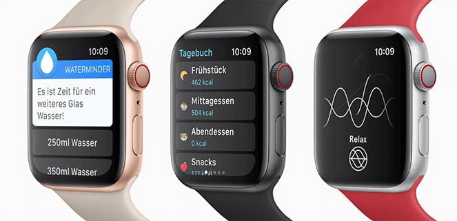 Apple Watch Series 5 Sport Apps