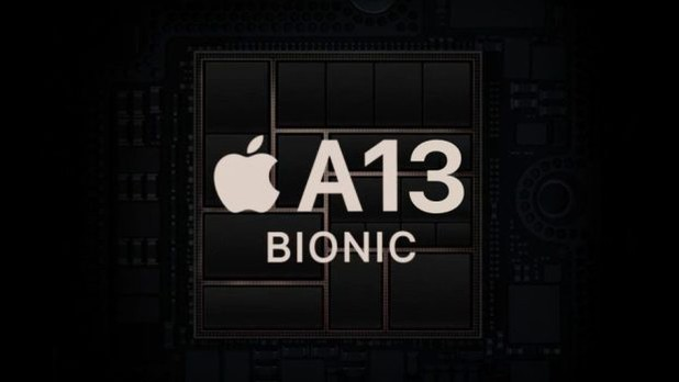 iPhone 11 A13 Bionic Chip