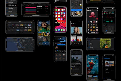 iOS 13 Darkmode