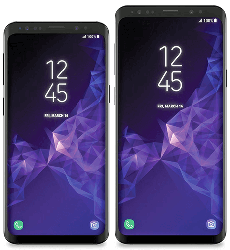 Galaxy S9 bei SMARTPHONE ONLY