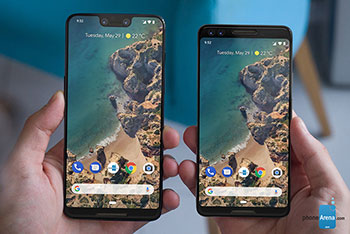 Google Pixel 3 und 3XL