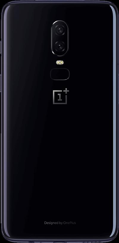 OnePlus 6 Rückseite
