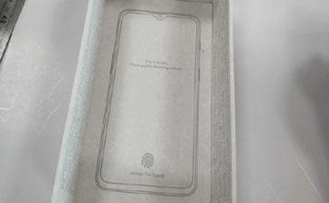 OnePlus 6T Verpackung