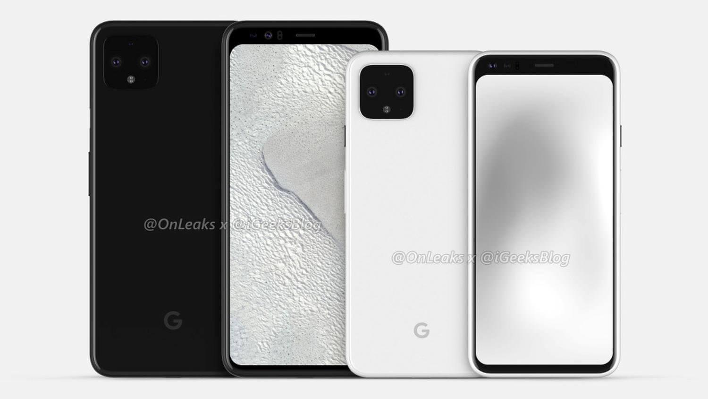 Google Pixel 4 und Pixel 4 XL