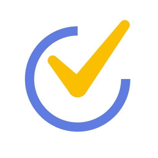 TickTick Logo Zeitmanagement