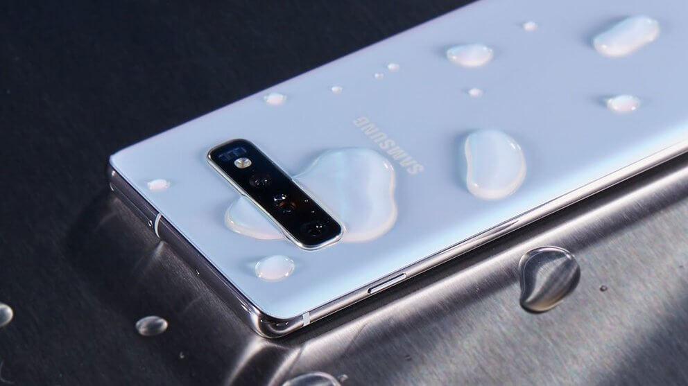 Samsung Galaxy S10 IP Zertifizierung