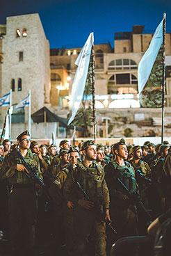 Soldaten, Militär
